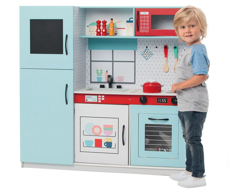 kmart kitchen hack for kids kids play kitchen diy play kitchen kids toy chest on kitchen ideas kmart id=72608