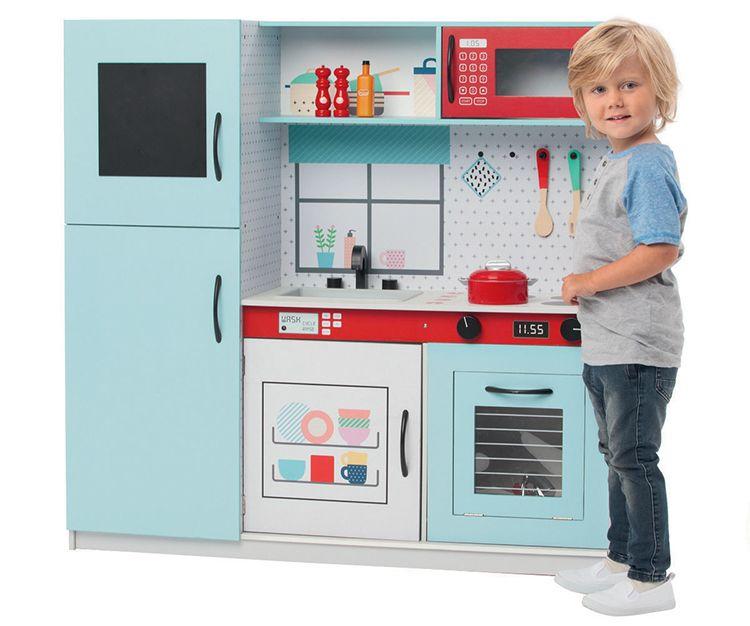 kmart kitchen hack for kids kids play kitchen diy play kitchen kids toy chest on kitchen ideas kmart id=72608