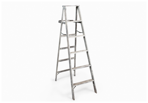 Ladder Emmett Event Decor Shelves And Ladders In 2019 Ladder Event Decor Wedding Events