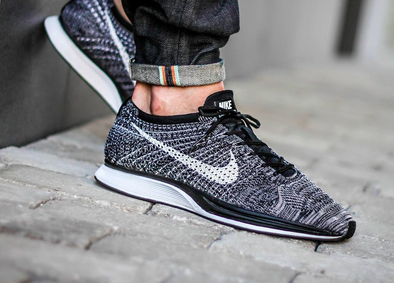 cheap price official site hot sales The Nike Flyknit Racer 2.0 Oreo Is Returning Next Friday | Nike ...