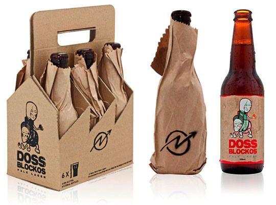 March Five New Packaging Innovations In 2020 Craft Beer Packaging Beer Bottle Design Wine Bottle Packaging