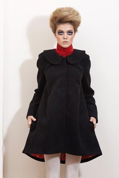 Arlequin in Black