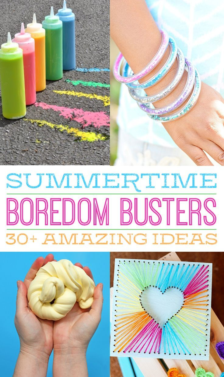 So many fun ideas to keep the kids busy this summer! Summer crafts, activities, art projects and ideas. #summerfun #activitiesforkids #kidsactivities #kidscrafts #craftsforkids