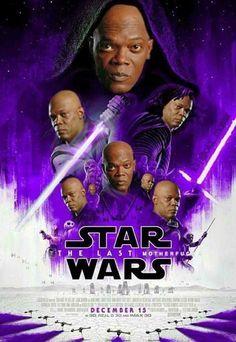 My favorite Star Wars movie!