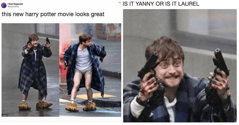 Daniel Radcliffe Harrypotter Memes Daniel Radcliffe Harrypottermemes Memes Funnymemem Daniel Radcliffe Harry Potter Universal Harry Potter Memes Hilarious