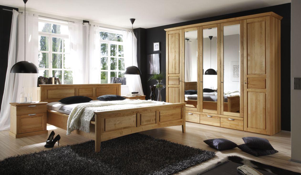 Genial schlafzimmer komplett massivholz | Deutsche Deko | Pinterest ...