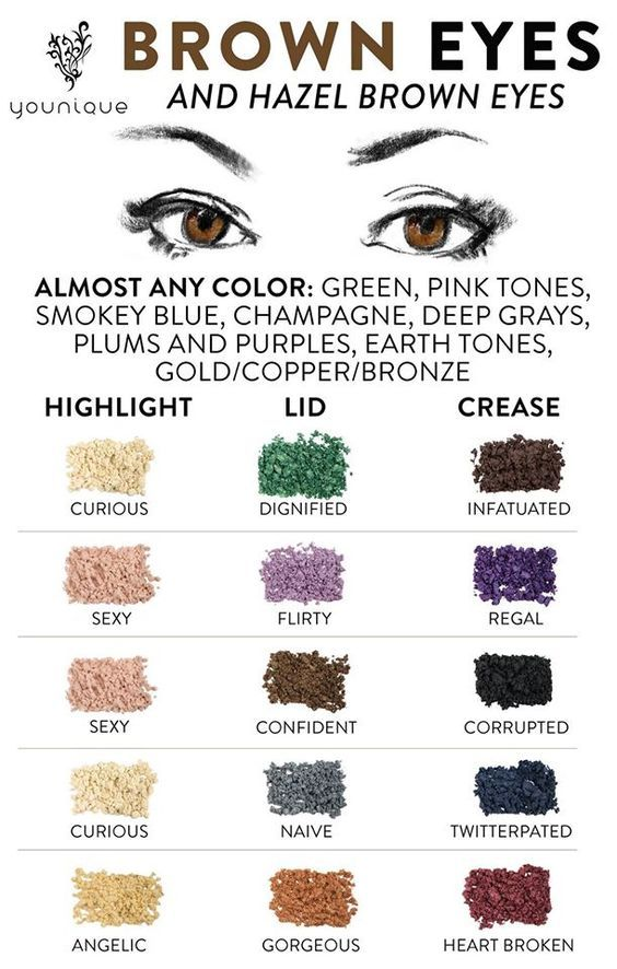Pretty Makeup For Brown Eyes 27 Tutorials Styles Weekly