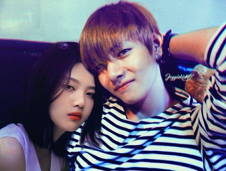 Taehyung Bts Joy Red Velvet
