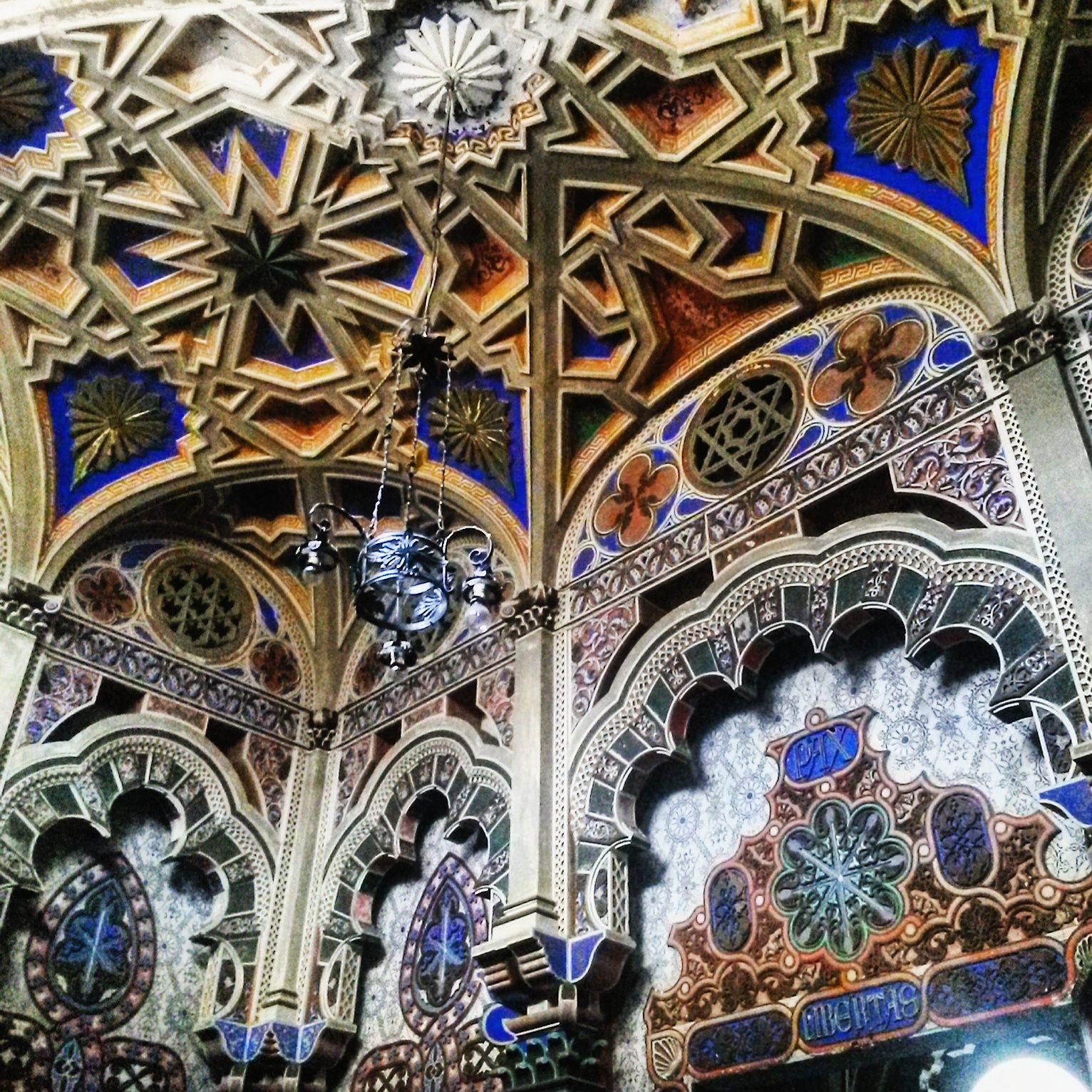 castello sammezzano architettura orientale leccio toscana comitato