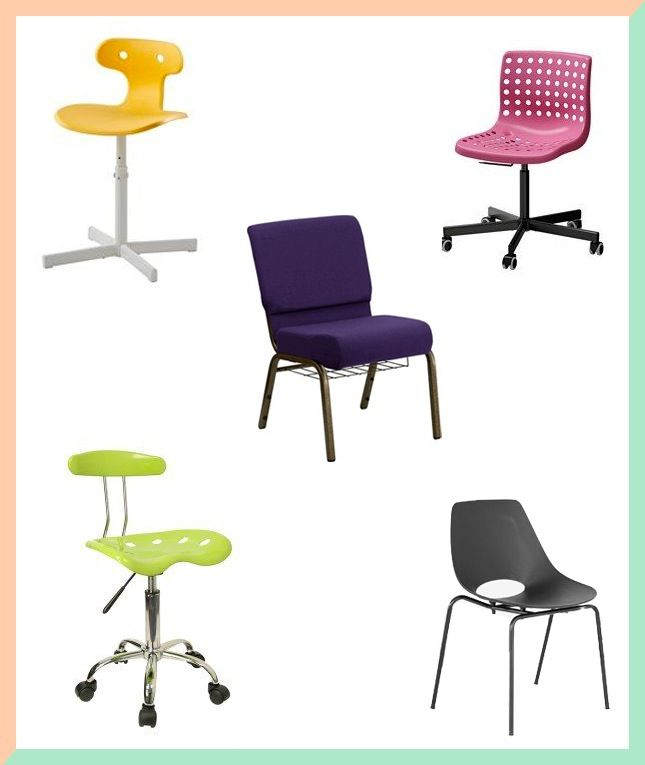 17 Chic Office Chairs For Every Budget Chic Office Chair Chair Office Chair