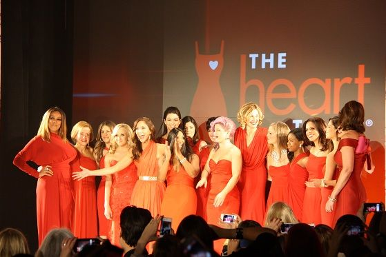 Recap of The Heart Truth's Red Dress Collection 2013 including video of the finale!