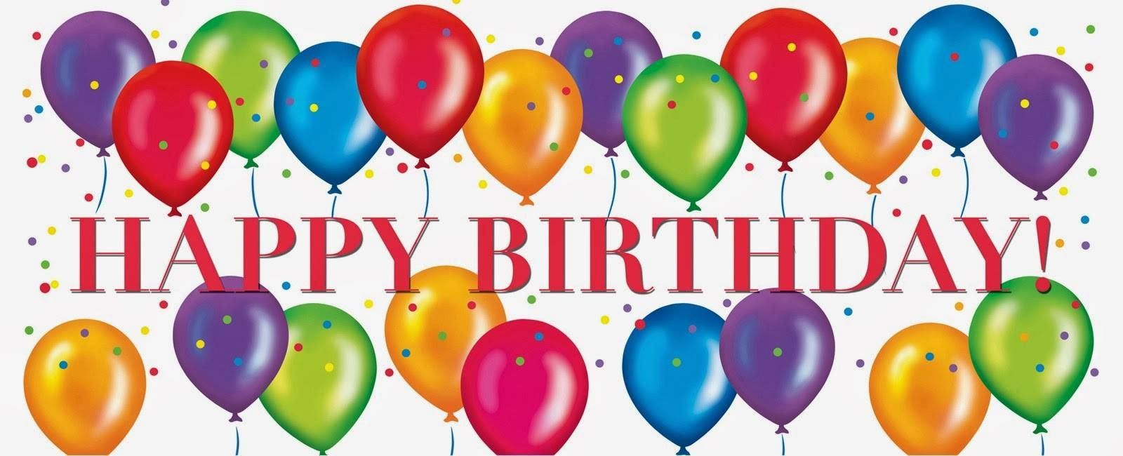 Happy Birthday Banners For Facebook