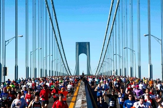 Who Quits Before Race Day City Marathon Nyc Marathon New York City
