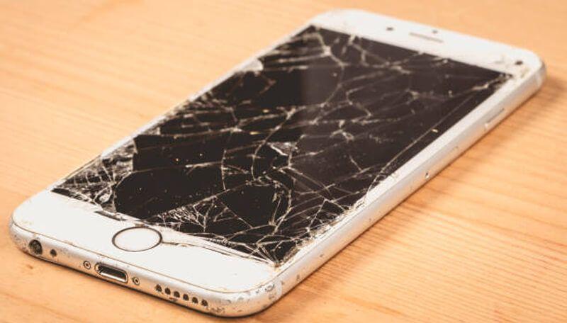 Fix your broken iphone screen yourself way universe