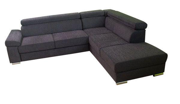 Ecksofa Mit Klappbaren Ruckenlehnen Sofa Ecksofa Modul Sofa