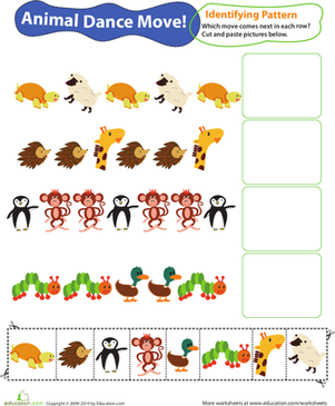 All Worksheets identifying pictures worksheets : Identifying Animal Tracks | Animals, Track and Worksheets