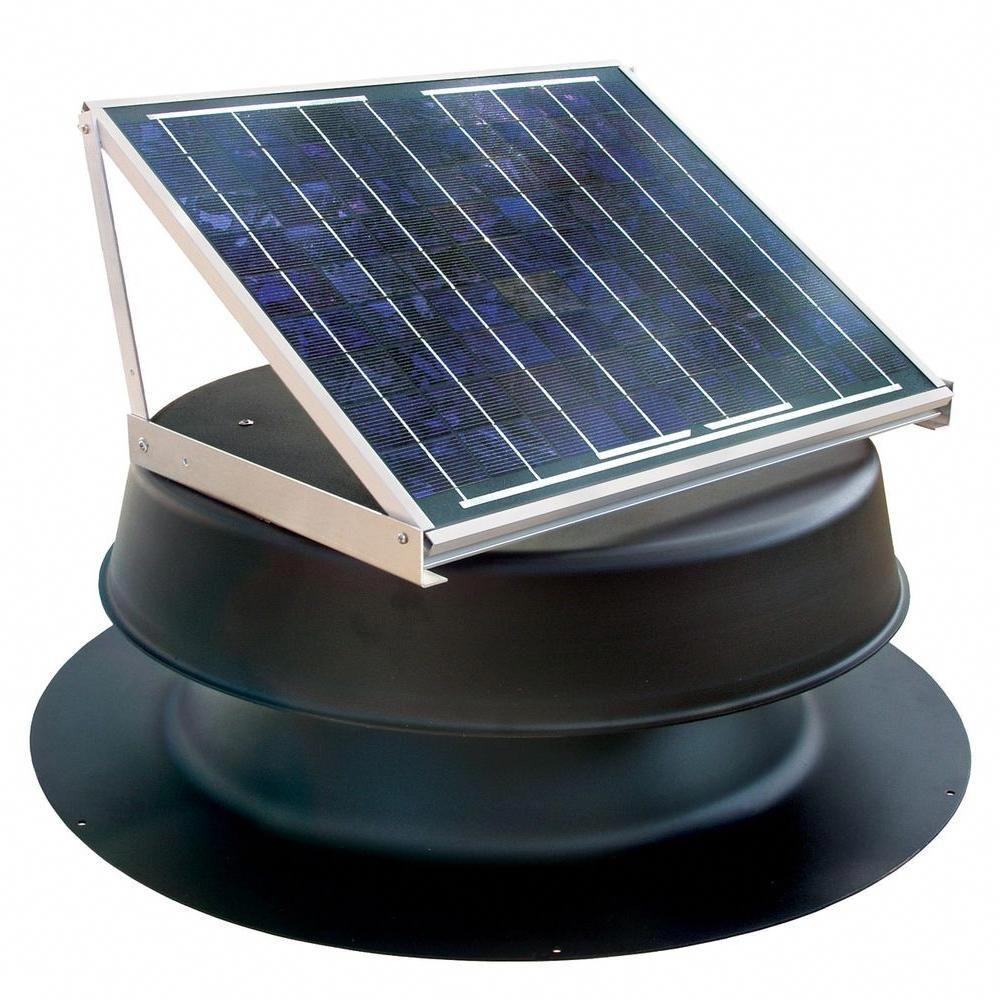 Solaratticfan 20 Watt Solar Powered Attic Fan Solarpanels Solarenergy Solarpower Solargenerator Solarpanelkit In 2020 Solar Energy Panels Solar Panels Solar Attic Fan
