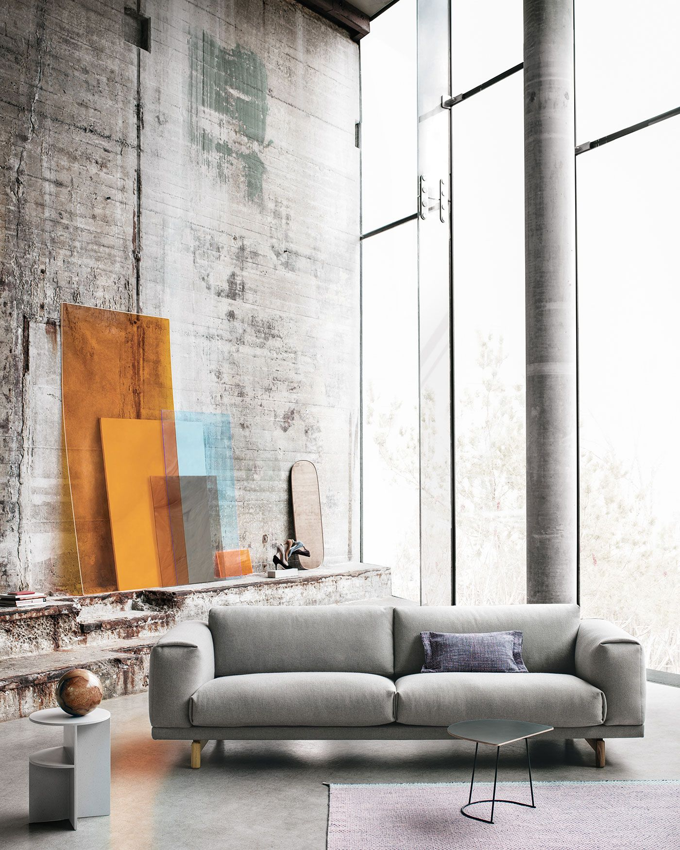 Timeless And Elegant Scandinavian Design Decor Inspiration From Muuto The Rest Series Is Scandinavian Furniture Design Scandinavian Furniture Furniture Design