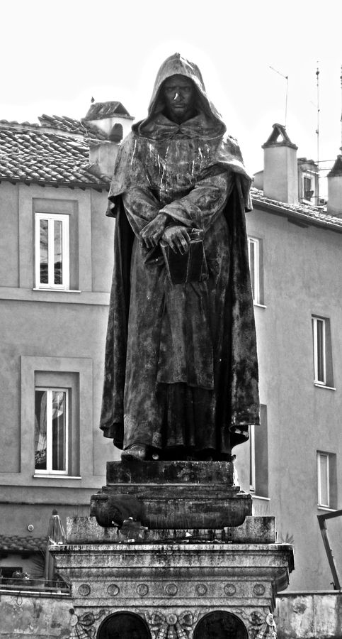 Giordano Bruno by Marco Merafina on 500px