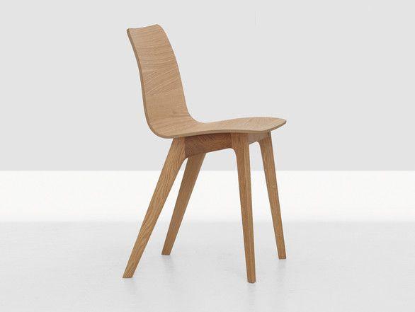 Zeitraum Morph Chair houten stoel