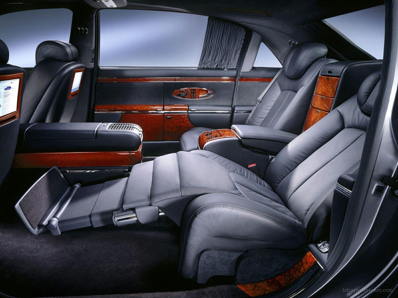 maybach exelero interior just died  Cars  Pinterest  Maybach