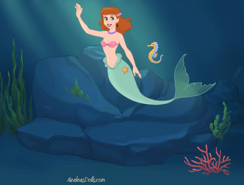Misty, The Little Mermaid