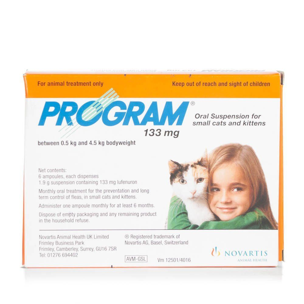 Program Cat Suspension Cat Fleas Treatment Cat Fleas Pregnant Cat