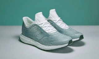 adidas and Parley Created a Sneaker Made From Ocean Plastic