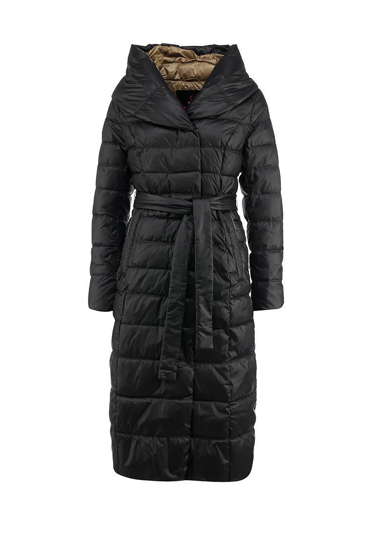 a903f7927df0c3 Куртка утепленная Clasna купить за 12 799 руб CL016EWGRY01 в интернет-магазине  Lamoda.ru