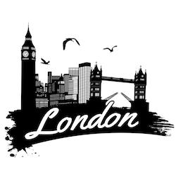 Stock Image Buildings Landmarks London Poster London Poster Art London