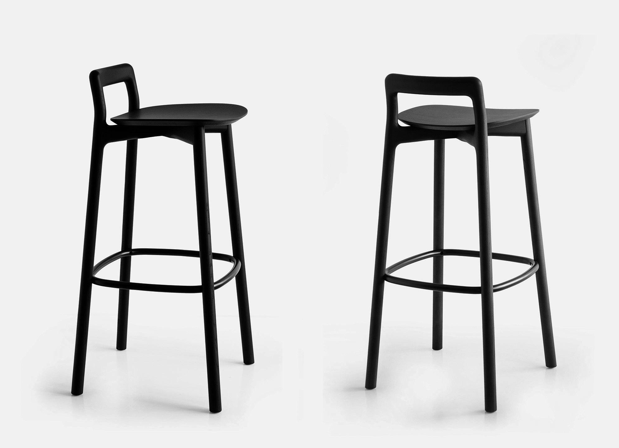 Industrial Facility Fournitre Branca stool created for Italian