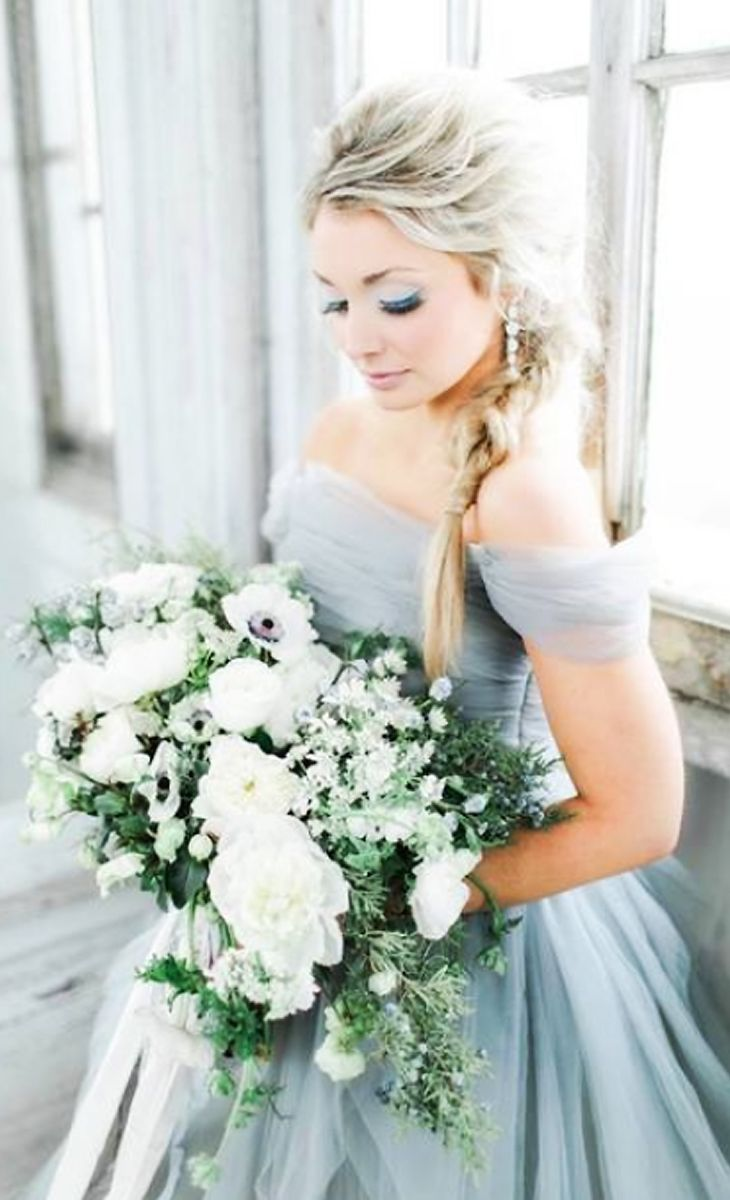 Enchanting Non Traditional Wedding Flowers Ensign - Wedding Idea ...