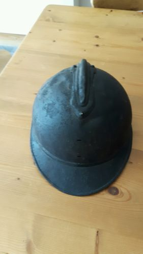 Ww1 #french #helmet #shell,  View more on the LINK: http://www.zeppy.io/product/gb/2/162201186589/
