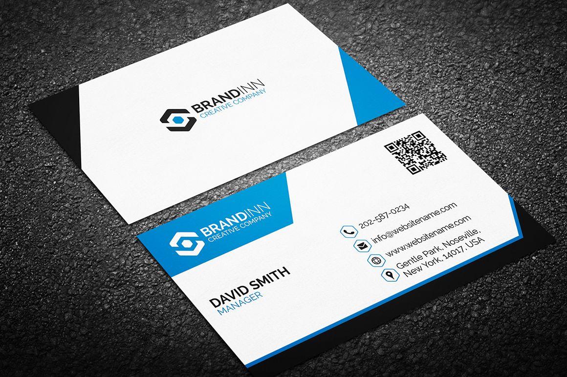 Creative Business Card 15 - http://graphicpick.com/downloads ...