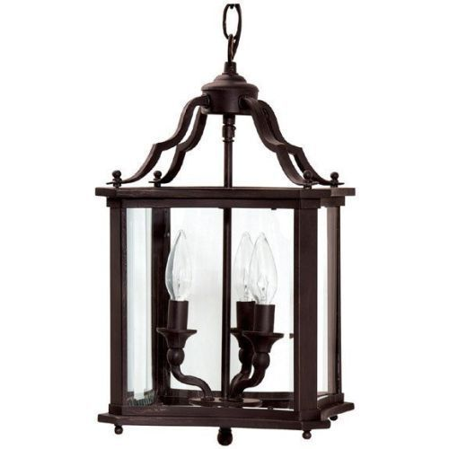 Capital lighting c9123bl entrance foyer pendant light black at ferguson com