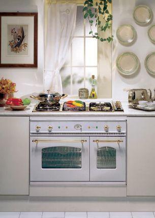 מתוחכם תנור אפיה בילד אין דו תאי / La Cucina תנורים - אורלי רובינזון SM-01