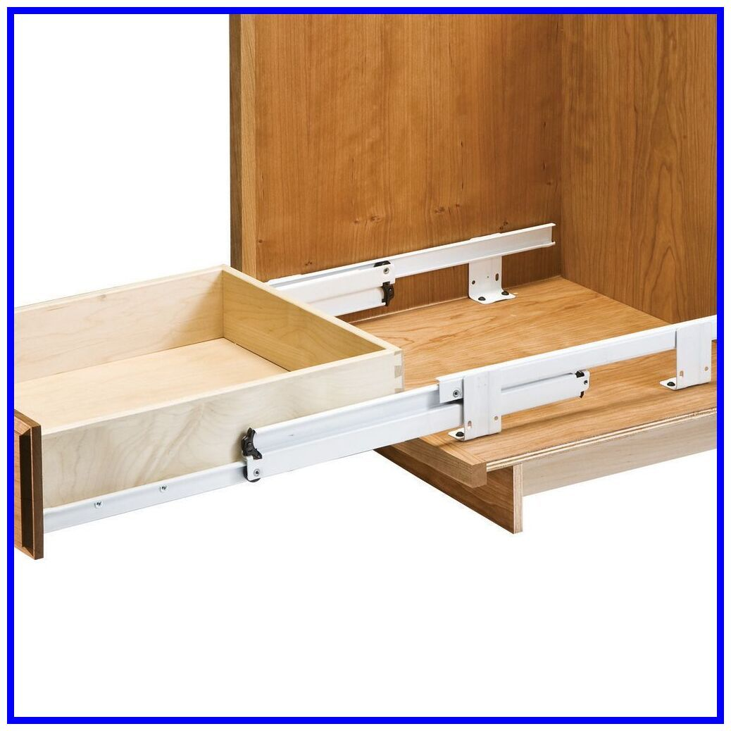 76 Reference Of Kitchen Cabinet Drawer Slides Bottom Mount In 2020 Kitchen Cabinet Drawers Cabinet Woodworking Projects Plans