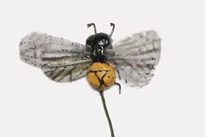 Artificial Fake Floral Craft Bee 24 Bees Halloween Decoration 1 Tim The