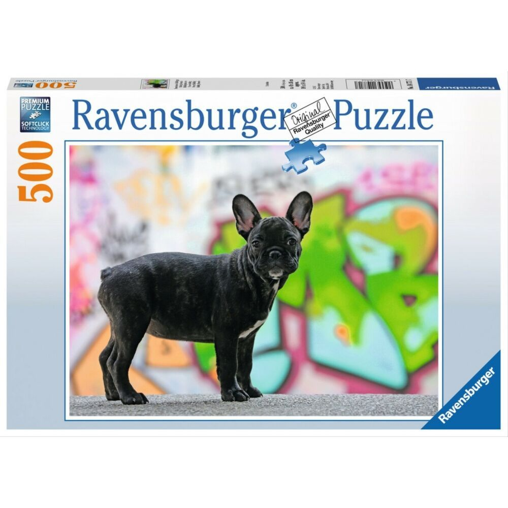 Ebay Sponsored Ravensburger 147717 Puzzle Franzosische Bulldogge