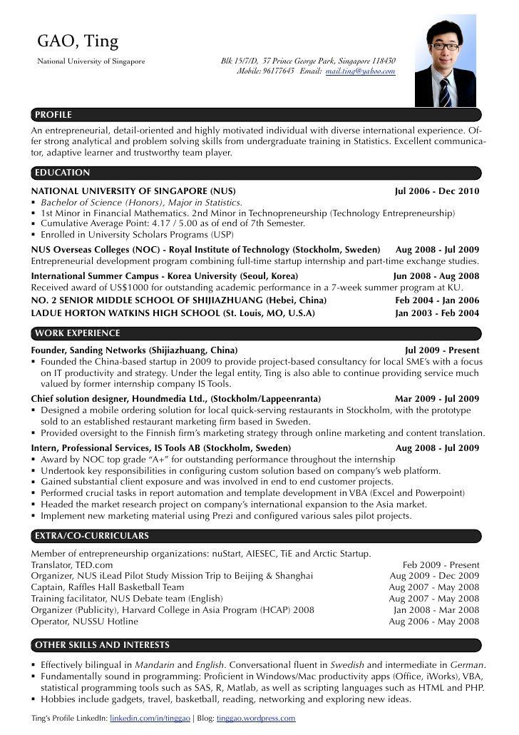 resume pilot cv example Free resume cv example (Dengan gambar)