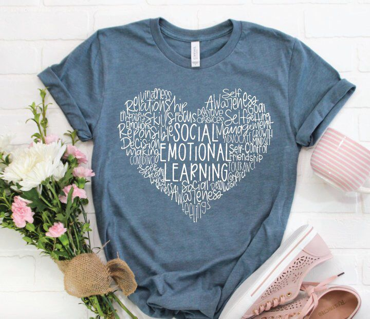 Social Emotional Learning Shirt / Counselor Shirt