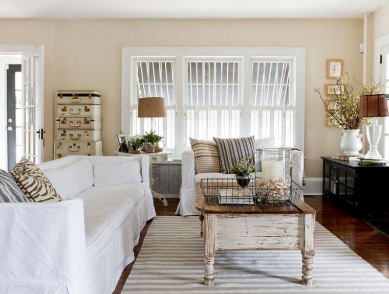 Décoration maison de style Shabby chic 28 idées magnifiques | Shabby ...