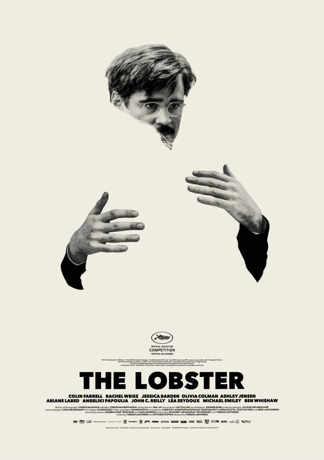 Return to the main poster page for The Lobster