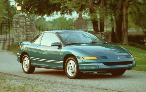 1992 Saturn Sc 2 Dr Sc2 Coupe Karrah S First Car Saturn S Series