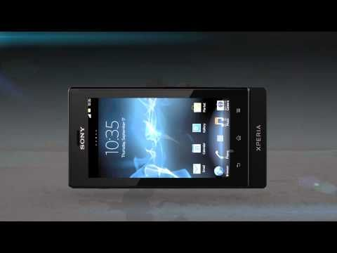 Sony Xperia Sola Get Entertained With A Sense Sony Xperia