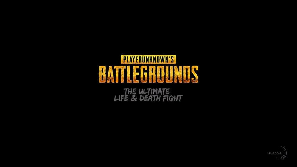 Pubg Wallpaper Full Hd Playerunknown S Battlegrounds Logo By
