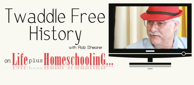 Historian & #homeschool dad of 11 Rob Shearer shares how to teach #history #CharlotteMason style! via Hedua.com