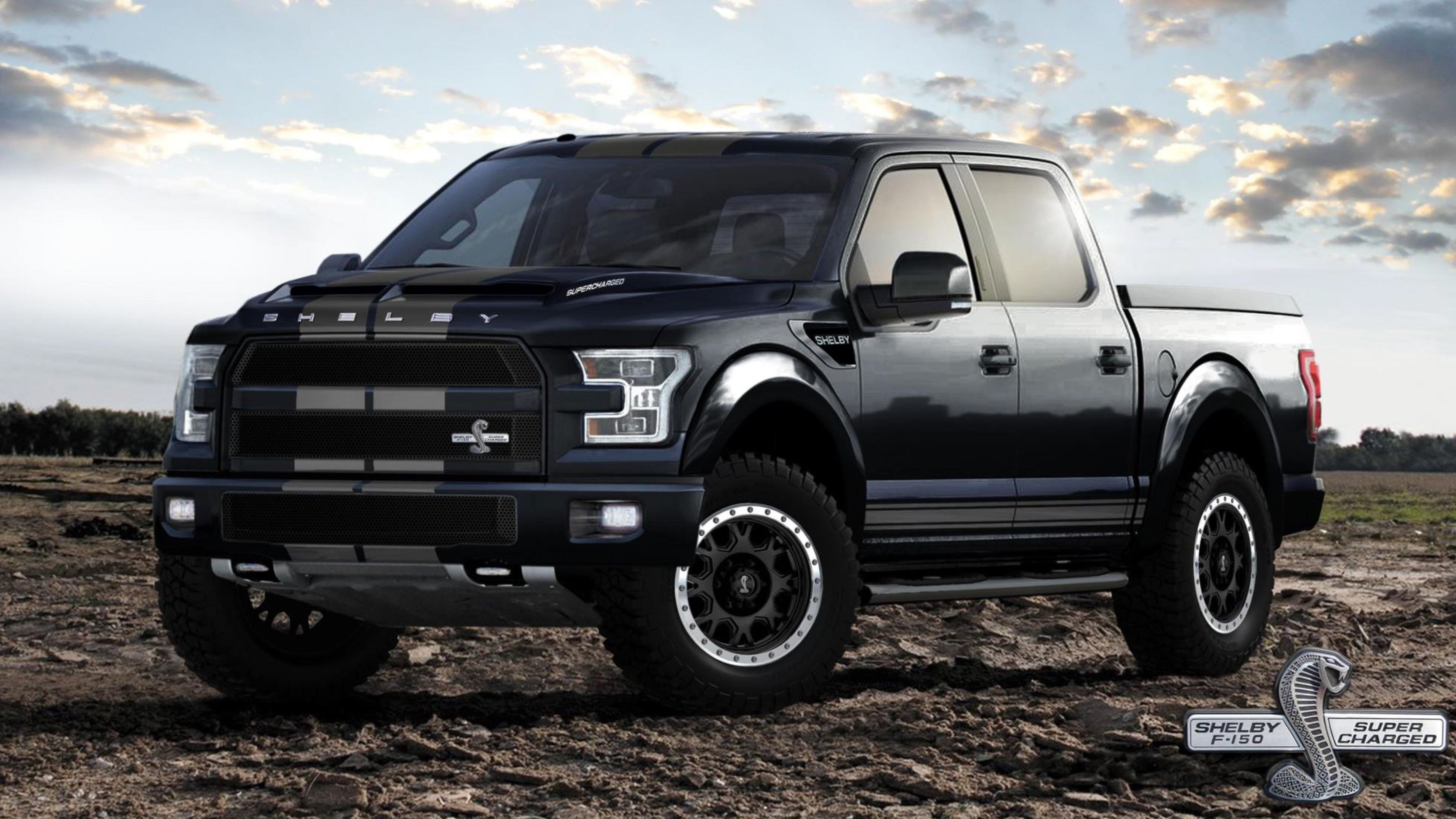 Ford f150 shelby 2016 limited production 700 hp turbo charged