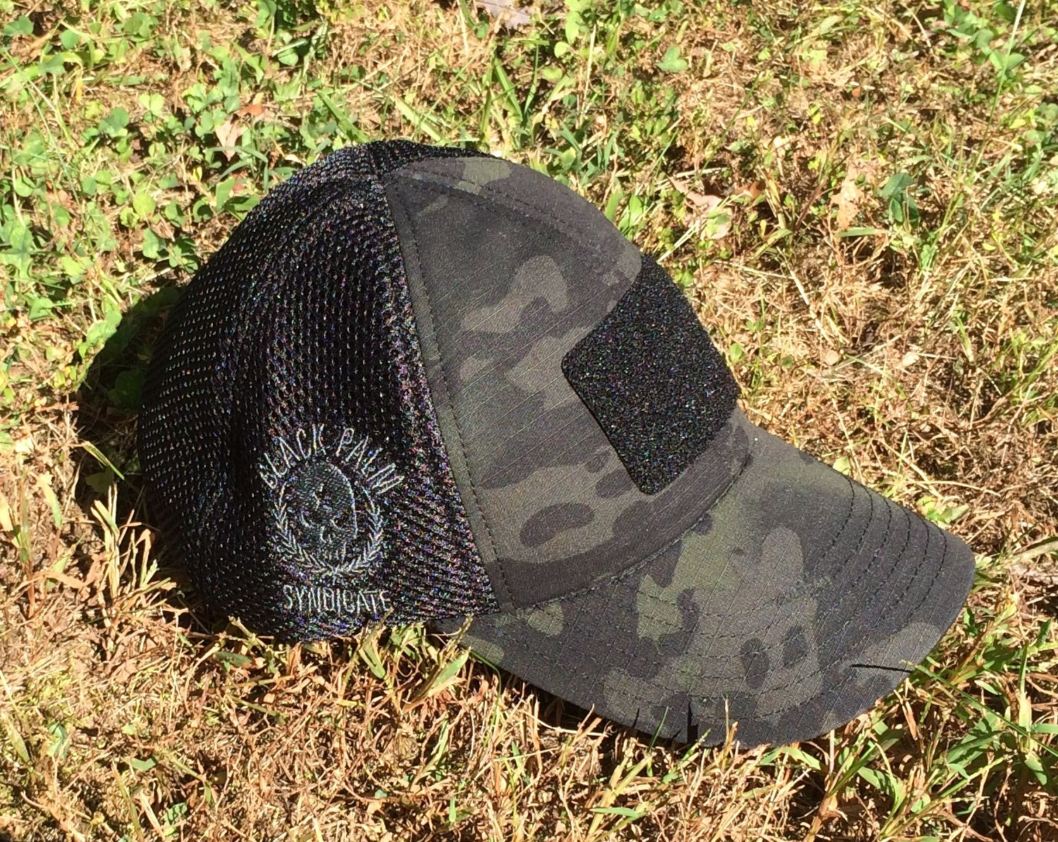 0bbf383251c69 Range Day Hat -- Multicam Black