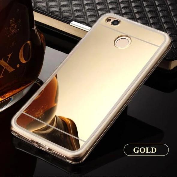 For Xiaomi Redmi Note 4x Case Mirror Soft Tpu Original For Xiaomi Redmi 4x Cover Silicone Luxury For Redmi 4x Case Phone Luxury Mirror Phone Cases Clear Silicone